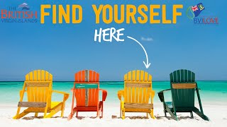 Find Yourself ... in the British Virgin Islands
