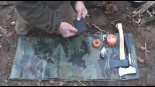 Building a Discount Bushcraft Kit Part 2