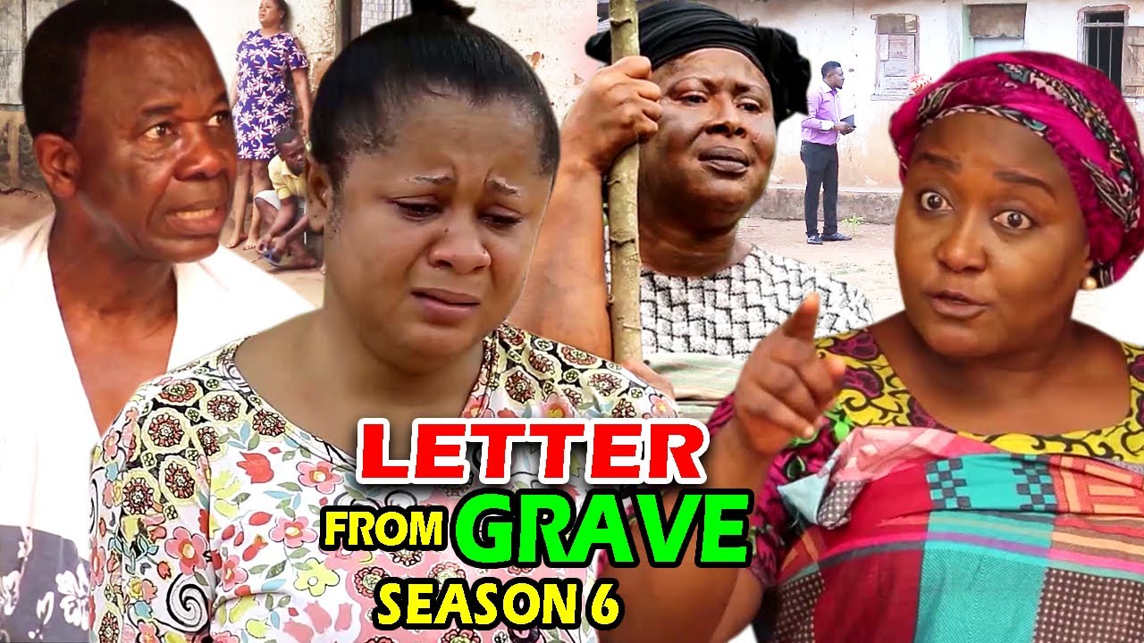 Download LETTER FROM THE GRAVE SEASON 6 - (New Movie)  2021 Latest Nigerian Nollywood Movie Full HD