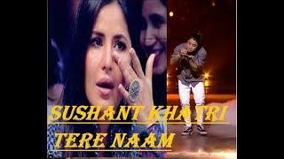 sushant khatri tere naam dance