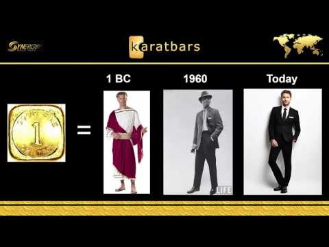 Karatbars Presentation 1  Why Gold Why Now