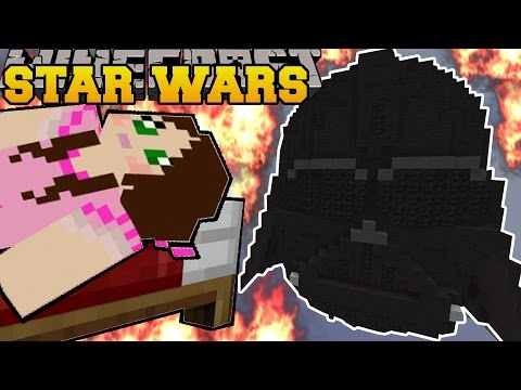 Minecraft: BURNING STAR WARS (DARTH VADER, LIGHTSABER, & BB-8!) Mini-Game: Who will survive inside the Burning Star Wars Structures? Jen's Channel http://youtube.com/gamingwithjen Don't forget to subscribe for epic Minecraft content! Shirts! https://represent.com/store/popularmmos Facebook! https://www.facebook.com/pages/PopularMMOs/327498010669475 Twitter! https://twitter.com/popularmmos   Map: http://www.minecraftforum.net/forums/mapping-and-modding/maps/2603915-popularmmoss-burning-map-star-wars-mega-pack  In this 1.8 Burning Star Wars Mini-Game: Today we are checking out some epic Star Wars structures and doing everything we can to survive them as they burn down!  Intro by: https://www.youtube.com/calzone442 Intro song: Spag Heddy - Pink Koeks provided by Play Me Records: https://www.youtube.com/user/playmerecords https://www.facebook.com/playmerecords Follow Spag Heddy: https://www.facebook.com/SpagHeddy http://soundcloud.com/spagheddy  Royalty Free Music by http://audiomicro.com/royalty-free-music