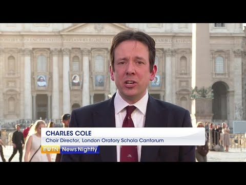 Choir with connection to Cardinal Newman will sing at canonization - EWTN News Nightly