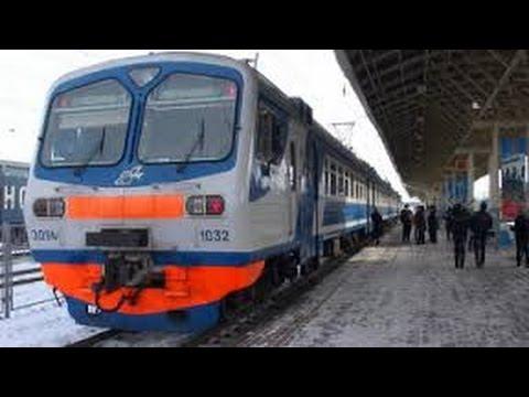 Ж/д вокзал в Апольда.  Поздние переселенцы.