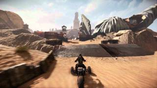 Ravaged Trike (2 Dawn Games)