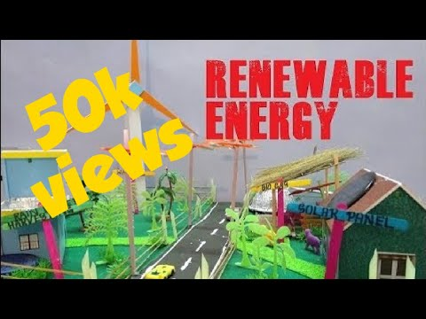 Renewable Energy Science Project  |  Basic Model