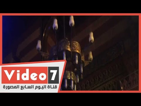 المسجد العباسى أقدم مساجد الإسماعيلية وأكبرها.. بناه الخديو عباس حلمى الثانى فى 1898