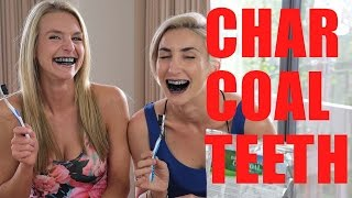 Quick Fix or Fib? Teeth Whitening With Activated Charcoal DIY