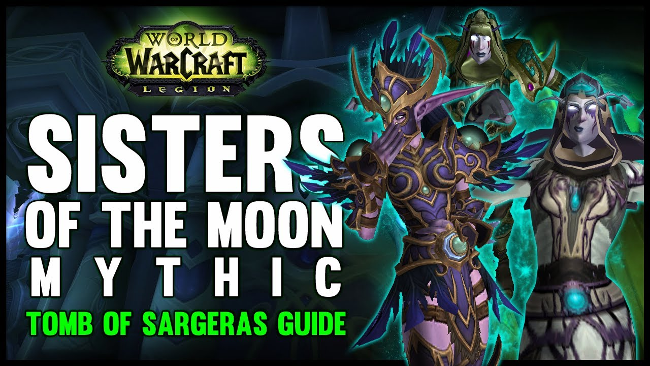 Sisters Of The Moon Mythic Guide Fatboss Youtube