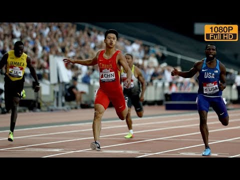 Men's 200m at Athletics World Cup 2018