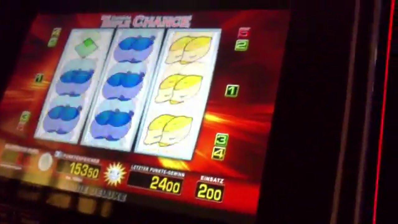Triple Chance Vollbild 2 Euro