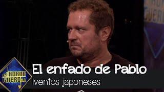 El enfado de Pablo Motos con El Monaguillo - El Hormiguero 3.0