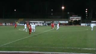 Bayer Leverkusen II - SV Waldhof Mannheim (2:2)