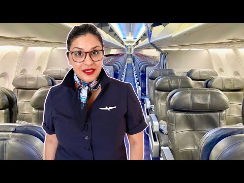 FLIGHT ATTENDANTS Worried But Still Working - VLOG 6, 2020