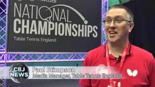 CBJ News - Table-Tennis Championships - Mason Coleman