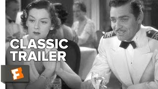 China Seas (1935) Official Trailer - Clark Gable, Jean Harlow Movie HDq