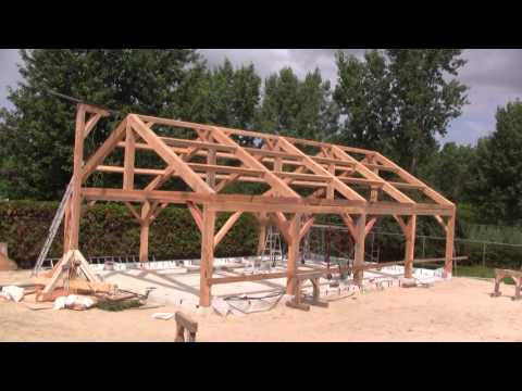 The Woodpecker Ep 100 - Building the shop from A to Z