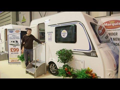 The Practical Caravan Caravelair Antarès 335 review