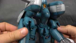 Gundam Review: 1/100 Pisces