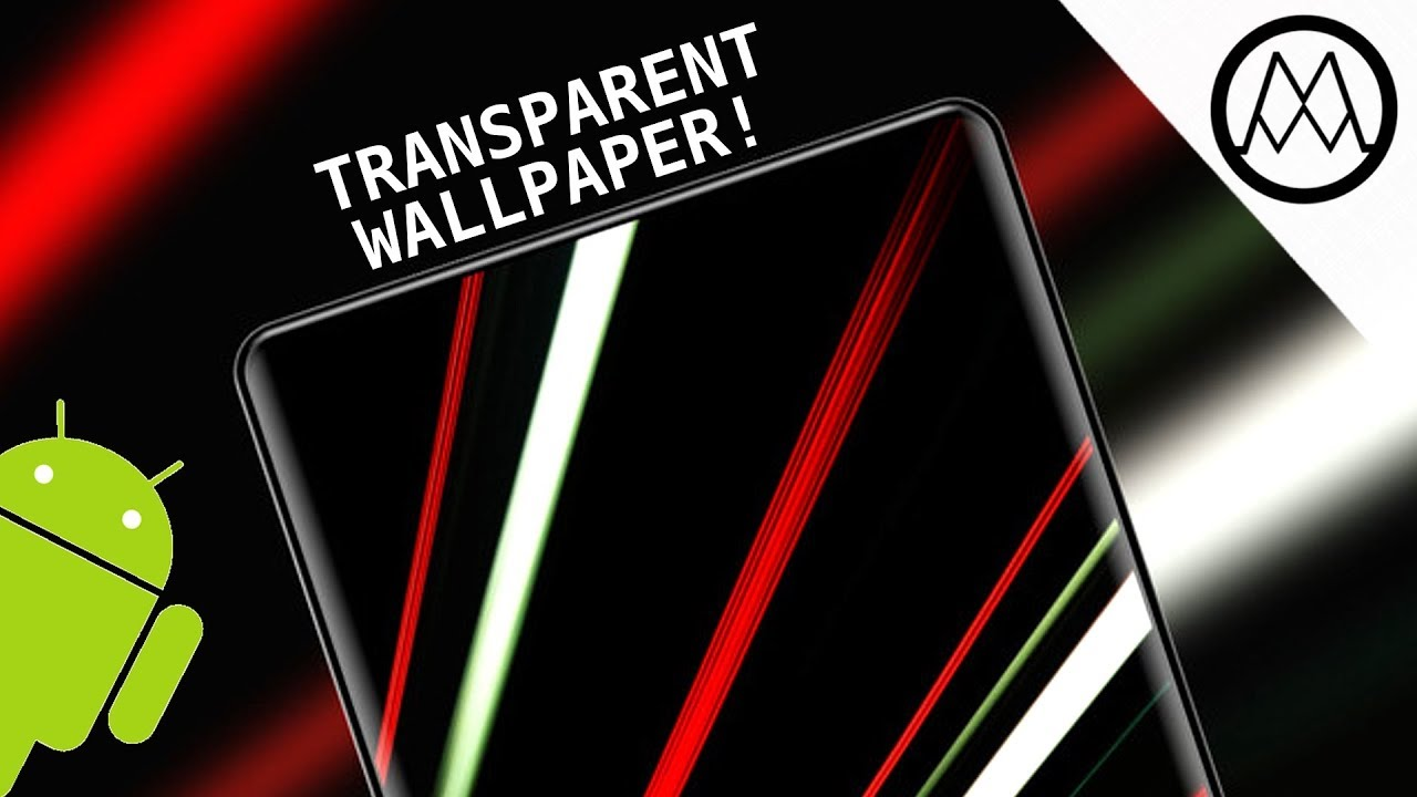 Insane Holographic And Transparent Wallpapers For Android Youtube