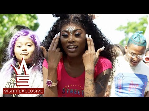 Asian Doll  Crunch Time  (WSHH Exclusive - Official Music Video)