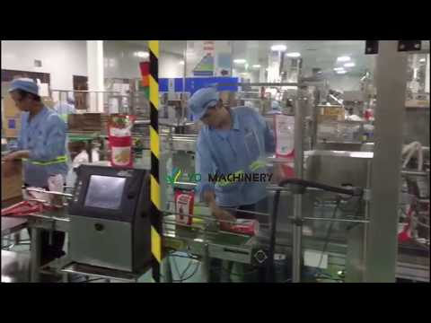 Pick Fill Seal Machine For Stand Up Pouch Filling Sealing Packaging Equipment Factory Demo
