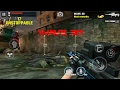 DEAD TARGET Zombie Rank 53 ZOMBIE RIVER Clear 35 Waves Kill Up To 600 Zombies「Android Gameplay」