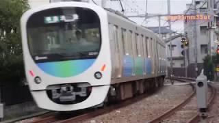 17時ラビュー西武池袋線東長崎駅通過