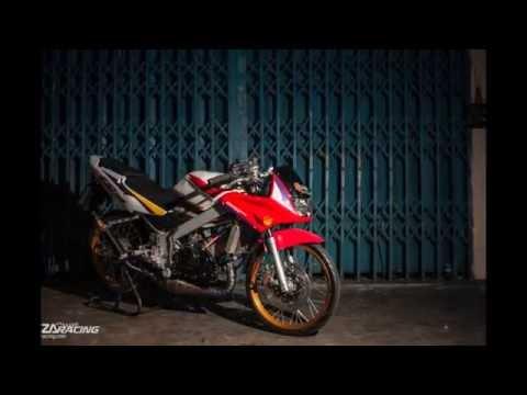 ls 125 แต่งสวย EP.2  by NICK BIKER Racing Channel
