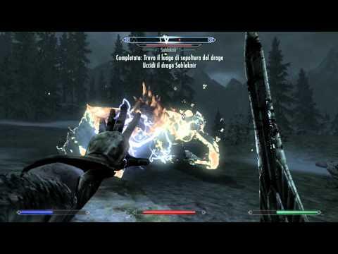 The Elder Scrolls V - Skyrim Gameplay ITA Parte 10 - Dannata Delphine