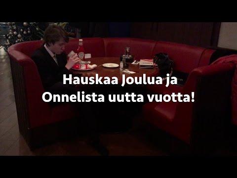 YOLO JOULU (Haloo Helsinki - Pulp Fiction)
