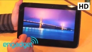 Subscribe To Engadget Today: http://bit.ly/YA7pDT Watch More Engadget Video Here: http://goo.gl/mMdoa The Samsung-made Nexus 10 just landed in our ...