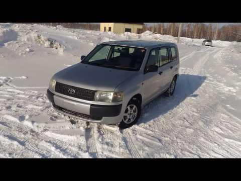 Обзор Toyota Probox