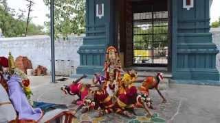 Alangara Srinivasa Raja sha Durgash Bharathanatiyam Full HD