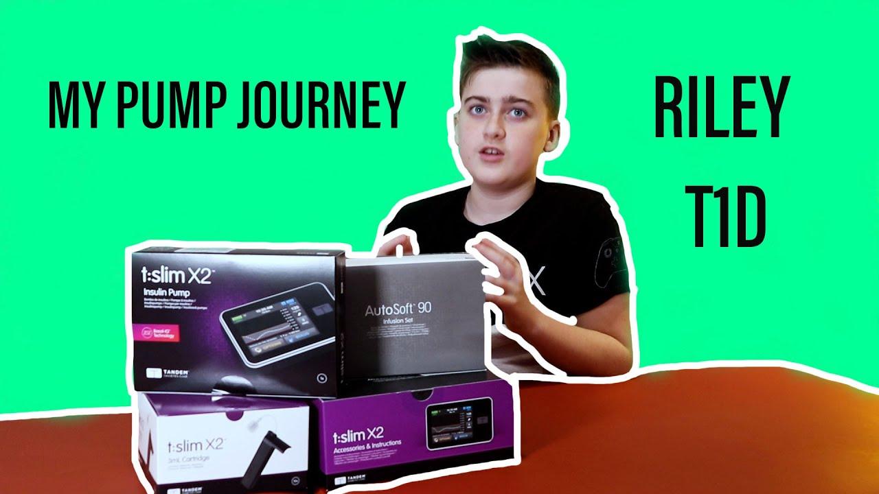 My Pump Journey – TSlim X2 [Unboxing]-[Type 1 Diabetes]