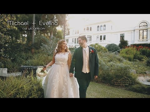 Michael + Evelina's Wedding Highlights at Anoush LA Banquets st Mary's Church and Museum of History