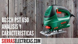 ️ Bosch PST 650 ️ Análisis y Características