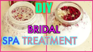 How to Do Bridal Spa Treatment At Home SuperPrincessjo