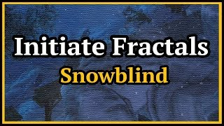 Guild Wars 2 Initiate Fractals Snowblind
