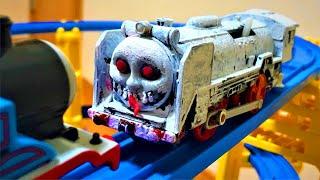 きかんしゃトーマス ヒロのおばけ電車 Thomas&Friend Ghost train HIRO