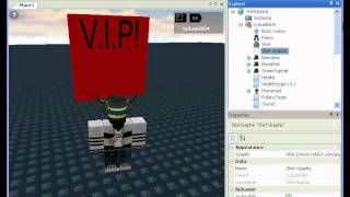 Tydude604 How to make VIP Doors -ROBLOX-