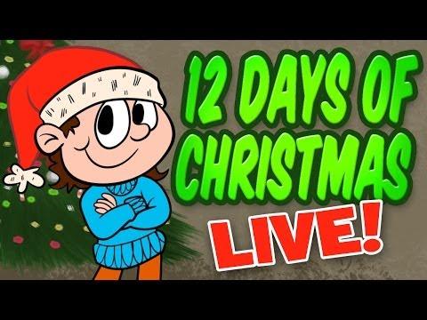 Christmas Songs for Children ♫ 12 Days of Christmas ♫ Kids  Songs ♫ Christmas Carols for Kids