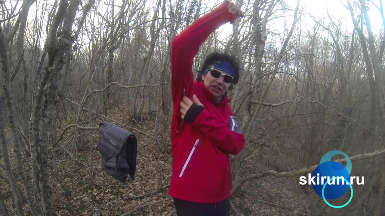 Теплая одежда для бега и лыж. - YouTube 90c3396bdee