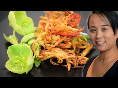 Chinese Spicy Chilli Fries (Asian, Chinese Spicy French Fries Recipe)