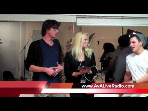 Jacqueline Jax Interviews Gordon Scott Venters, Kevin Russell and the cast of Exposure the Movie