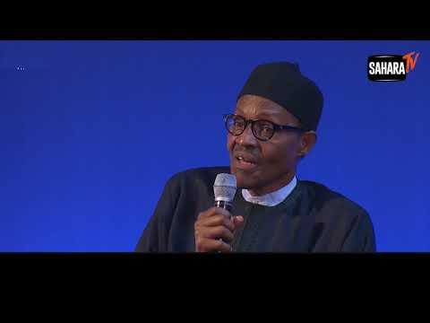 What Buhari Said That Infuriated Nigerian Youths