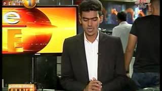 News 1st Prime time Sunrise Shakthi TV 6 30 AM 22nd January 2015