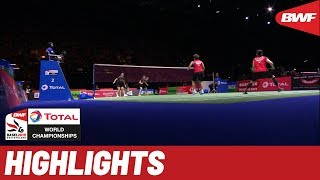 TOTAL BWF World Championships 2019 | Quarterfinals WD Highlights | BWF 2019