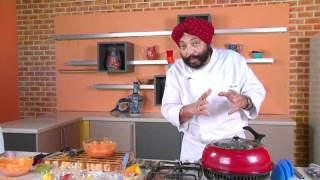 Tandoori Chicken in Gas Oven Tandoor By Chef Harpal Singh