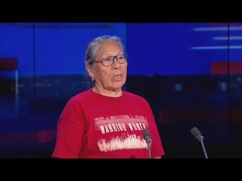 The Interview - Native American activist Madonna Thunder Hawk: 'It's the young people's time now'